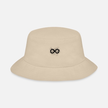 Infinity infinity black - Bucket Hat