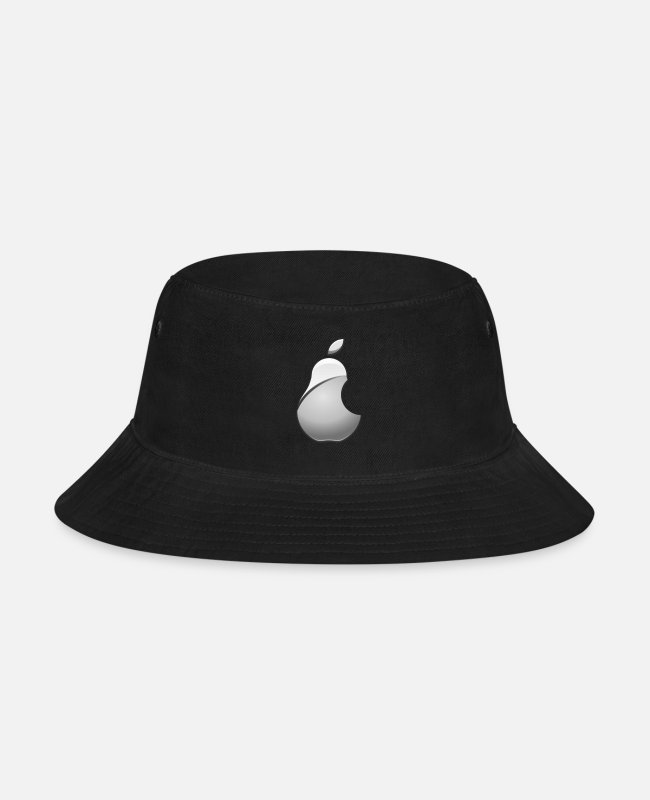 Graphics Caps & Hats - Pear Logo - Bucket Hat black