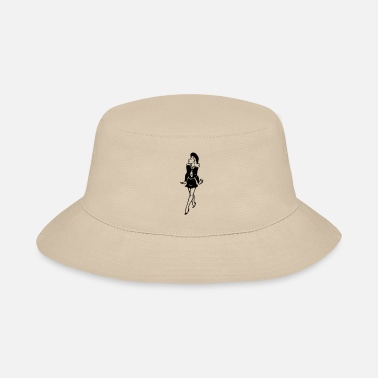 Alluring Glamorous lady 3 - Bucket Hat
