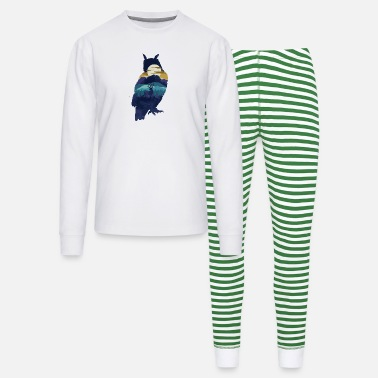 Owl Owl - Owl Night - Unisex Pajama Set