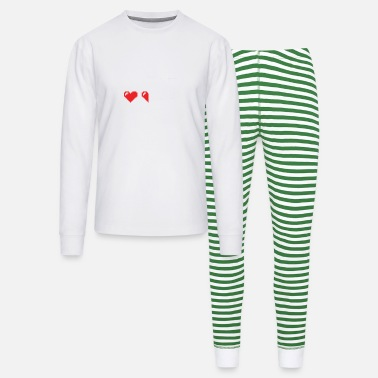 Fill Up You fill up my heart - Unisex Pajama Set