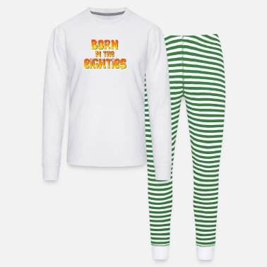 Eighties Born in the eighties - Unisex Pajama Set
