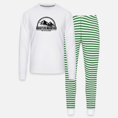 Whistler Canada Whistler Mountain - Unisex Pajama Set