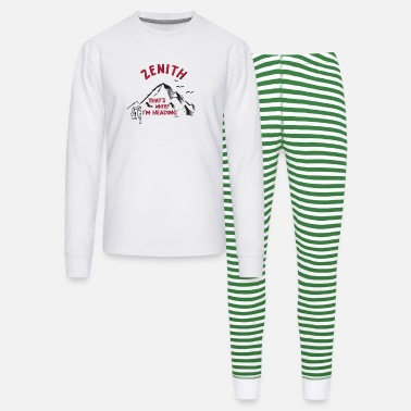 Corporate Life Aiming for Perfection - Unisex Pajama Set