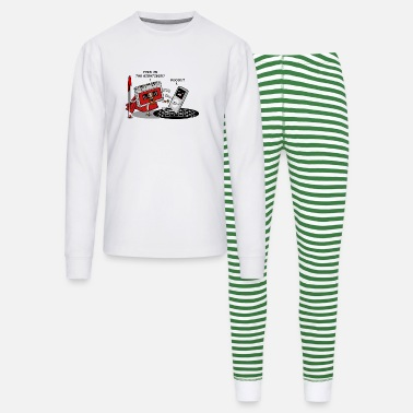 Eighties This is the eighties tape - Unisex Pajama Set