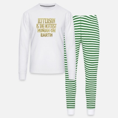 Jefferson Jefferson - Unisex Pajama Set
