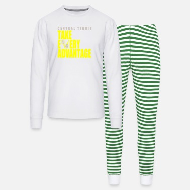 Central Central Tennis - Unisex Pajama Set