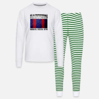 Canadian Military Sapper - Unisex Pajama Set