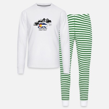 State state forest state park - Unisex Pajama Set