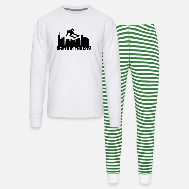 Alva Skate Skate - Skate In The City - Unisex Pajama Set