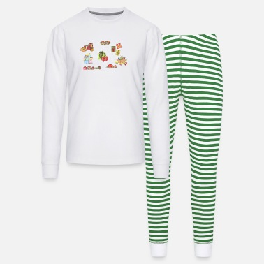 Present Assortment Of Gifts And Presents - Unisex Pajama Set