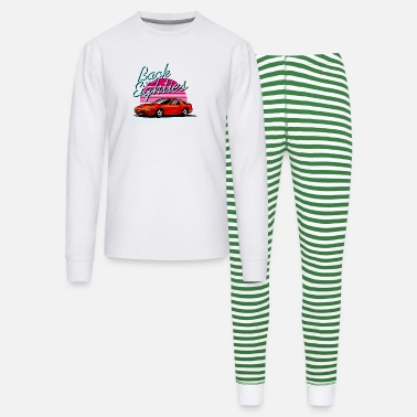Eighties back to eighties - Unisex Pajama Set