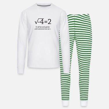 Mathematics Mathematics - Unisex Pajama Set