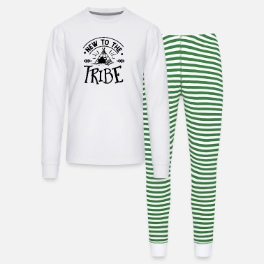 Tribe New to the tribe - Unisex Pajama Set
