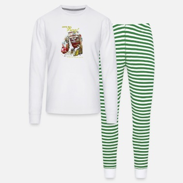 Deadman Vote percy2 SHIRT.png - Unisex Pajama Set