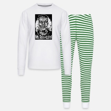 Horrorcore Mr. Boxxxcutta 2 - Unisex Pajama Set