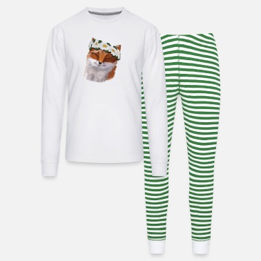 Fox - Unisex Pajama Set