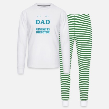 Mathematics Mathematics Director - Unisex Pajama Set