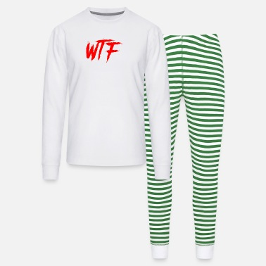 Wtf Fireball WTF Where's The Fireball T-Shirt (1) - Unisex Pajama Set