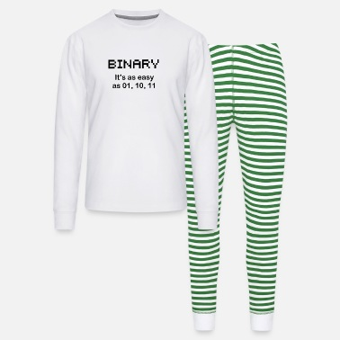 Binary BINARY - Unisex Pajama Set