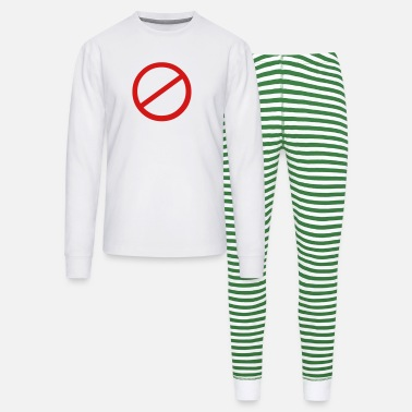 Sign NO sign - Unisex Pajama Set