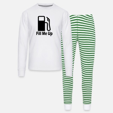 Fill Up Fill Me Up - Unisex Pajama Set