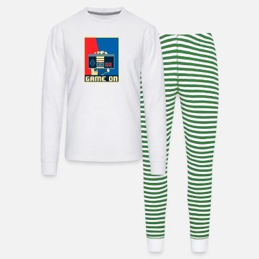 Video Games video games - Unisex Pajama Set