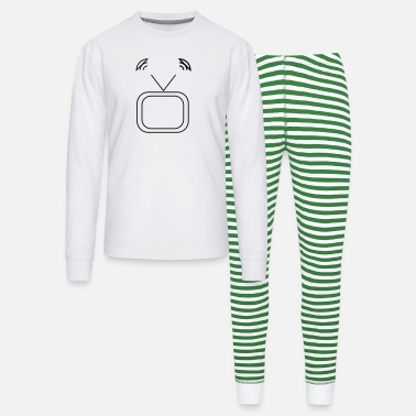 Tv tv - Unisex Pajama Set