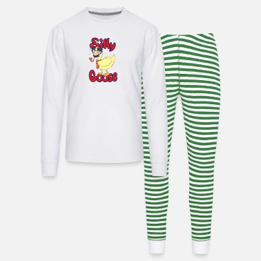 Silly Silly Goose - Unisex Pajama Set