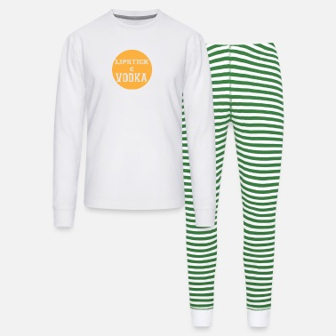 Vodka VODKA - Unisex Pajama Set