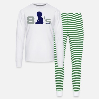 Eighties Eighty's Baby - Unisex Pajama Set