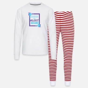Chase Your Dreams Chase your wildest dreams - Unisex Pajama Set