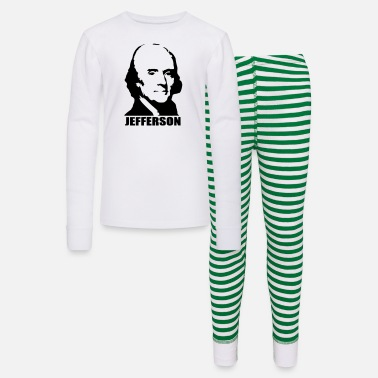Jefferson Thomas Jefferson - Kids' Pajama Set