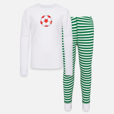 Porker Football - Kids' Pajama Set