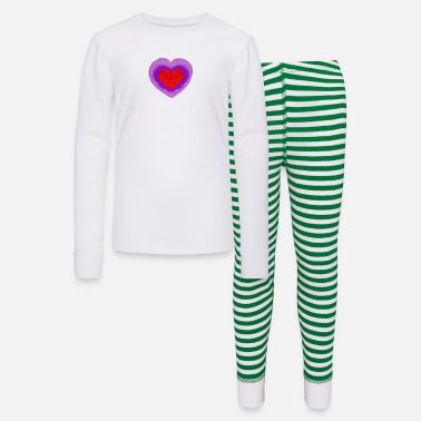 Heart - Kids' Pajama Set