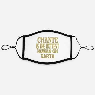 Chant Chante - Adjustable Contrast Face Mask (Large)