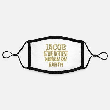 Jacob Jacob - Adjustable Contrast Face Mask (Small)