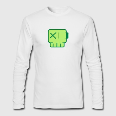 Tactical skullkid - Men's Long Sleeve T-Shirt by Next Level