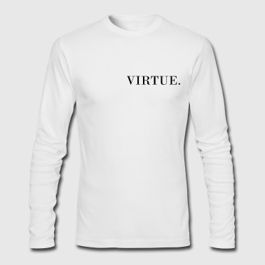 Virtue - Men's Long Sleeve T-Shirt by Next Level