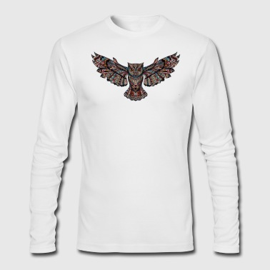 Night Stalker - Men's Long Sleeve T-Shirt by Next Level