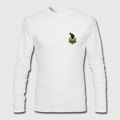 Stuffed Chests Logo - Men's Long Sleeve T-Shirt by Next Level