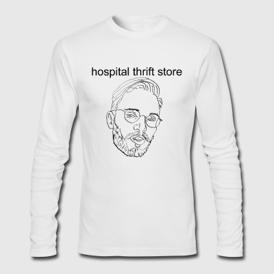 Hospital Thrift Store - Men's Long Sleeve T-Shirt by Next Level