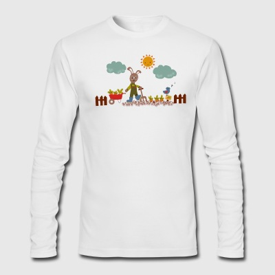 Harvest time - Men's Long Sleeve T-Shirt by Next Level