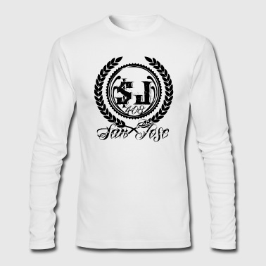 SJ 408 San Jose - Men's Long Sleeve T-Shirt by Next Level