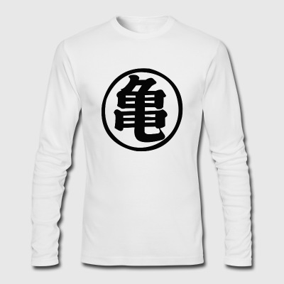 Ball Anime Kame - Men's Long Sleeve T-Shirt by Next Level