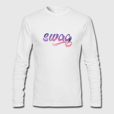SWAG - Men's Long Sleeve T-Shirt by Next Level