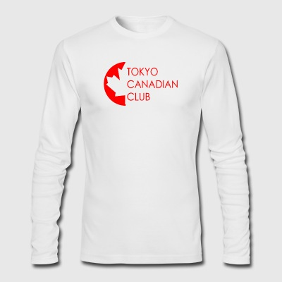 Tokyo Canadian Club - Men's Long Sleeve T-Shirt by Next Level
