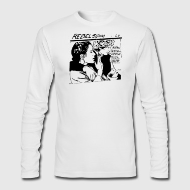 Han Solo Rebel - Men's Long Sleeve T-Shirt by Next Level