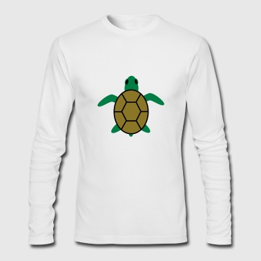 turtle - Men's Long Sleeve T-Shirt by Next Level