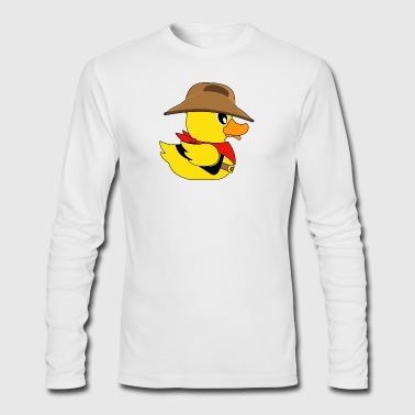 Sheriff Drake - Men's Long Sleeve T-Shirt by Next Level